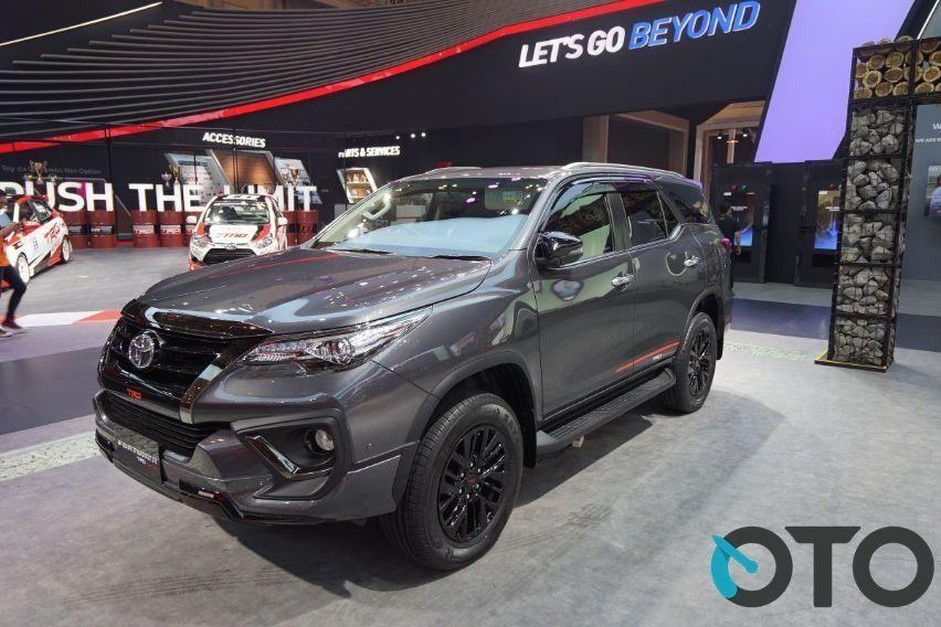 Penjualan 2019 Lesu, Ini 5 Mobil Toyota Paling Laris di Indonesia