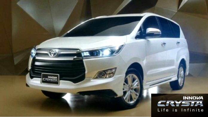 Toyota Innova Crysta 2020 Resmi Meluncur, MPV Berteknologi AdBlue