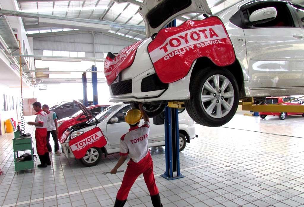Ketahui, Inilah Keunggulan - Keunggulan Mobil Toyota